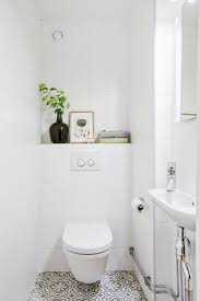 White Bathrooms by Best 25 Small Toilet Room Ideas Only On Pinterest Small Toilet