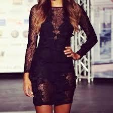 dress lost souls black dress black lace dress flower detail