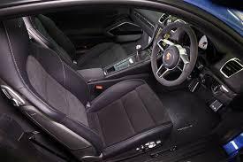 porsche cayman 2015 interior porsche cayman gt4 review motor