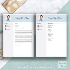 Resume Template Singapore Creative Resume Template Modern Cv Template Word Cover Letter