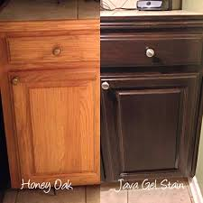 restaining cabinets darker without stripping restaining kitchen cabinets restain lighter color without sanding