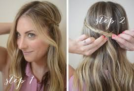 one inch hair styles easy summer hairstyles cupcakes cashmere