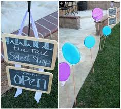 Candy Themed Party Decorations Sweet Shoppe Candy Themed Party Thoughtfully Simple