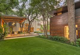 mid century harold leidner luxury landscape architect dallas