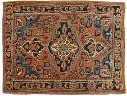 persiani antichi sarouk cm 65 x 83 morandi tappeti