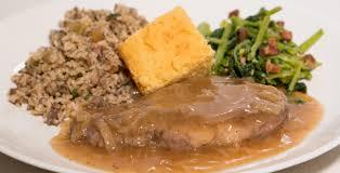 Smothered Lamb Chops Soul Food Part 2 Smothered Pork Chops U2013 Stefan U0027s Gourmet Blog