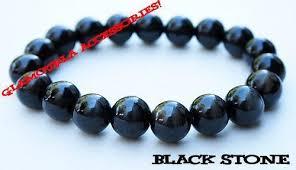 black bead bracelet ebay images Black bead bracelet ebay JPG