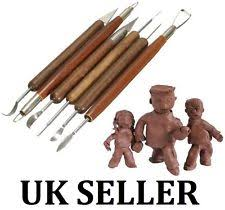 Wood Carving Tools Ebay Uk by Clay Sculpting Tools Crafts Ebay