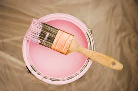What Color Matches With Pink And Blue 14 Best Pink Paint Colors Millennial Pink Interior Paint Shades