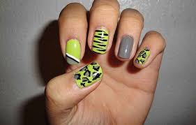 Stunning Cute Nail Designs To Do At Home Ideas Trends Ideas - Easy nail designs to do at home