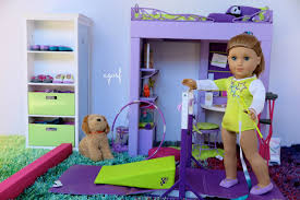 Bedroom Set America Make American Doll Mckenna U0027s Whole Collection Gymnastics Sets And