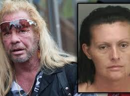 heartbroken dog the bounty hunter s homeless stepdaughter arrested