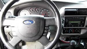 ford ranger interior 2004 ford ranger xlt 4x4 gray stock b2063 interior youtube
