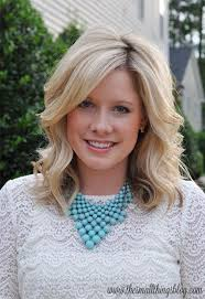 popular haircuts for 2015 blonde wavy hairstyle for women medium length haircuts 2015