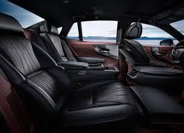 lexus sedan hybrid models 2018 lexus ls500h the sophisticated sedan for the younger