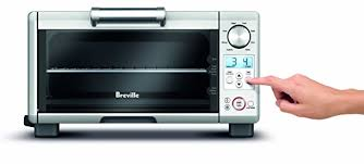 What Is The Best Convection Toaster Oven To Buy Amazon Com Breville Bov450xl Mini Smart Oven With Element Iq