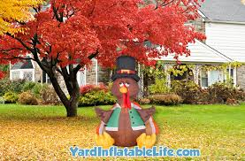 best thanksgiving yard inflatables 2016 yard