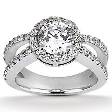 fancy wedding rings prong set fancy diamond engagement ring 0 69 ct tw