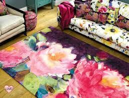 floral rugs from bluebellgray dear designer
