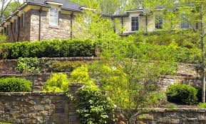Stone Cladding For Garden Walls by Natural Stone Wall Cladding Exterior Decorative Montco Brown