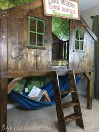 Cool Boys Bedroom Furniture Clubhouse Bedroom From Baby Gizmo And Other Totally Cool Kids