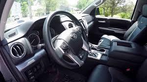 toyota tundra trd pro interior 2016 toyota tundra trd pro cab mag grey 4x4 walk around