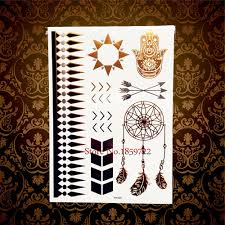 dreamcatcher sleeve tattoos compare prices on indian sleeve tattoo online shopping buy low