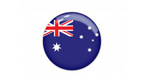 round flag