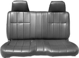 1995 toyota tacoma seat covers a25 toyota tacoma pu leather front solid bench custom made to