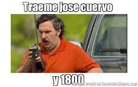 Jose Cuervo Meme - traeme jose cuervo y 1800 meme de pablo repito imagenes memes