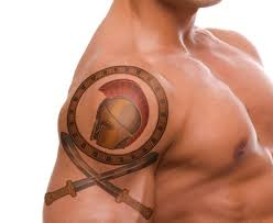 spartan warrior meaning and some thrilling design ideas