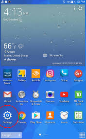 Android Home How To Update Your Android Apps Operating System
