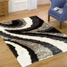 Thick Area Rugs Allstar Rugs Geometric Thick Area Rug Everything Yarn And