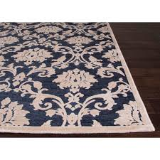 Brown And Gray Area Rug Jaipur Fables Glamourous Blue White Fb78 Area Rug Free Shipping