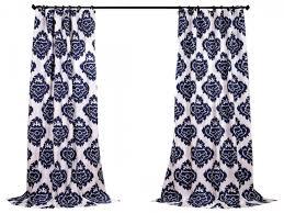 curtains navy blue ikat curtains designs 25 best ideas about ikat