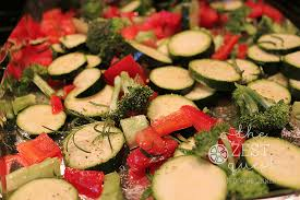 Roasted Vegetables Recipe by Low Fat Roasted Vegetables The Zest Quest