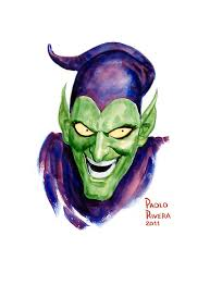 catwoman clipart green goblin pencil and in color catwoman