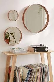 25 best ideas of unusual round mirrors
