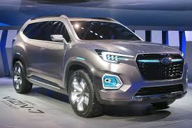 Subaru Goes Big With Viziv 7 Suv Concept Autotrader Ca
