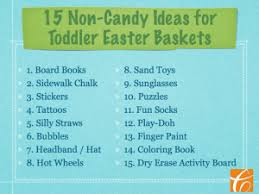 easter candy for toddlers 15 non candy ideas for toddler easter baskets