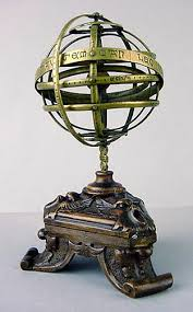 explore whipple collections armillary spheres and teaching astronomy