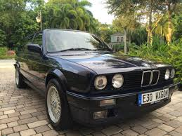bmw e30 rims for sale bmw e30 320i station wagon touring rhd 15 rims lazer blue