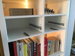 Billy Bookcase Extra Shelf Kallax Drawer Conversion Ikea Hackers Ikea Hackers