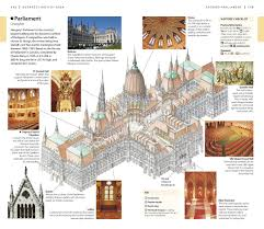 Houses Of Parliament Floor Plan by Dk Eyewitness Travel Guide Budapest Amazon Co Uk Dk Travel