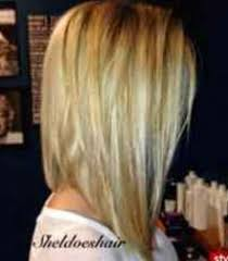 cute shoulder length haircuts longer in front and shorter in back best 25 long stacked haircuts ideas on pinterest stacked bob