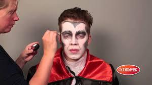 Halloween Makeup Dracula Halloween Make Up Tutorial Vampire Youtube