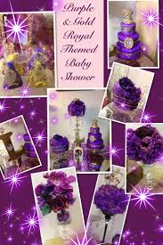velvet purple baby shower themes google search projects to try