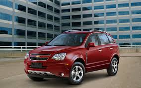 recall roundup chevrolet captiva sport parking brake cables and