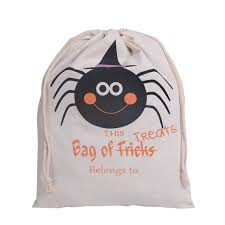 aliexpress com buy halloween cotton drawstring bag factory