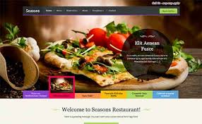 wordpress templates for websites 19 best wordpress restaurant themes 2017
